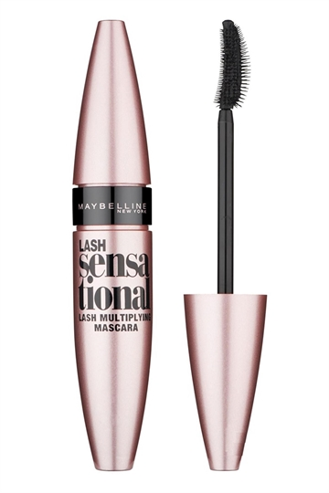 Maybelline Lash Sensational Lash Multiplying Mascara 9.5ml Black