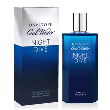 Davidoff Cool Water Night Dive Men Eau de Toilette Spray 75ml