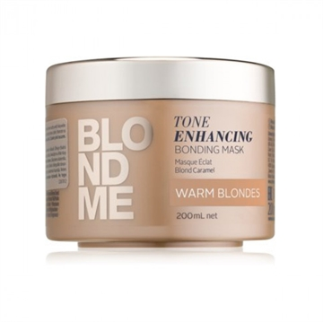 Schwarzkopf Blondme Enhancing Warm Treatment 200ml