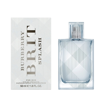 Burberry Brit Splash for Him Eau de Toilette Spray 50ml