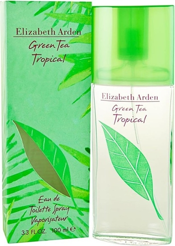 Elizabeth Arden Green Tea Tropical Eau de Toilette Spray 100ml