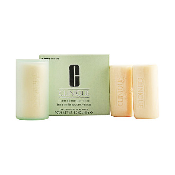 Enriched Soap 3 Little Soaps Clinique