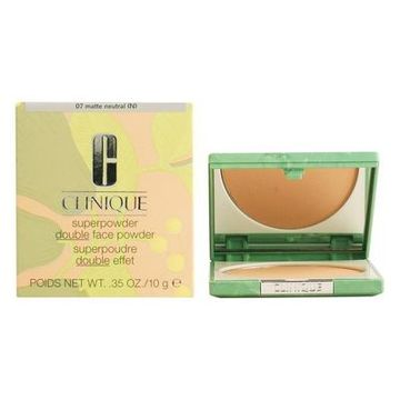Basmakeup - pulver Superpowder Clinique 02 - matte beige 10 g