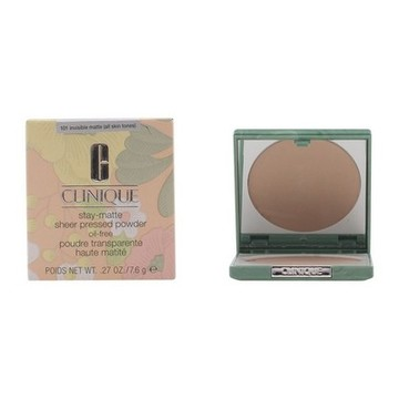 Compact Powders Stay Matte Clinique 01 - stay buff 7,6 g