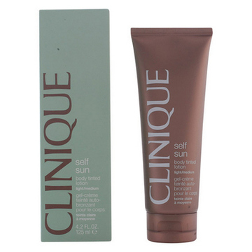 Solbränt utseende [Lotion/Spray/Mjölk] Sun Body Tinted Light Clinique (125 ml)