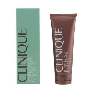 Solbränt utseende [Lotion/Spray/Mjölk] Sun Body Tinted Medium Clinique (125 ml)