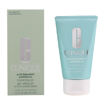 Facial Cleansing Gel Anti-blemish Clinique