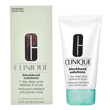 Ansiktsskrubbgel Blackhead Solutions Clinique (125 ml)
