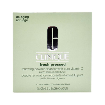 Ansiktsrengöring Fresh Pressed Clinique