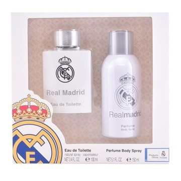 Parfymset Herrar Real Madrid Sporting Brands (2 pcs)