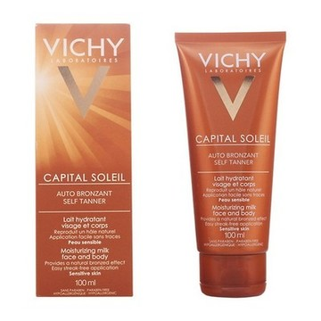 Brun-utan-sol emulsion Capital Soleil Vichy (100 ml)
