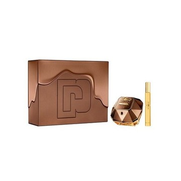 Parfymset Damer Lady Million Privé Paco Rabanne (2 pcs)