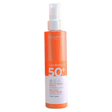 Solmjölk Solaire Clarins Spf 50 (150 ml)