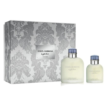 Parfymset Herrar Light Blue Dolce & Gabbana (2 pcs)