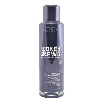 Stark hårspray Brews Redken (200 ml)