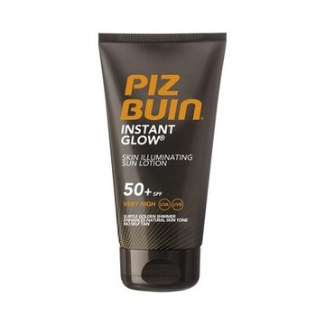 Solskydd Instant Glow Piz Buin SPF 50 (150 ml)