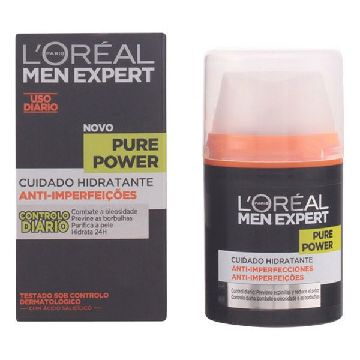 Ansiktsrengöring Men Expert L'Oreal Make Up