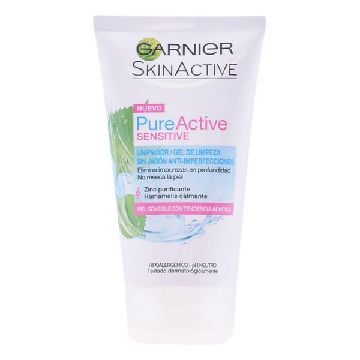 Facial Cleansing Gel Pure Active Garnier