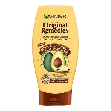 Anti-frizz Balsam Original Remedies Garnier (250 ml)