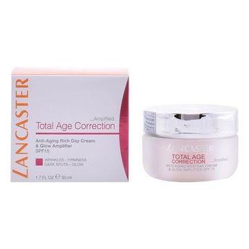 Anti age-gel Dag Total Age Correction Rich Lancaster Spf 15 (50 ml)