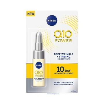 Anti rynk-behandling Q10+ Power Nivea (6,5 ml)
