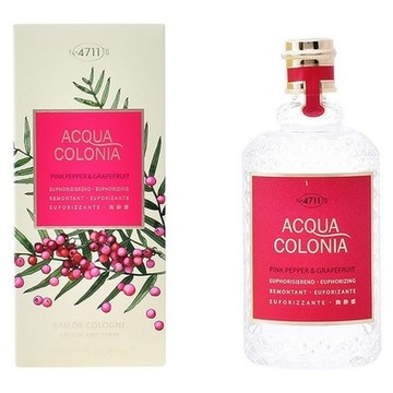 Unisex Perfume Acqua 4711 EDC Pink Pepper & Grapefruit