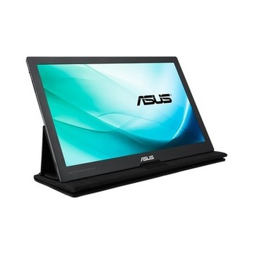 "Monitor Asus MB169C+ 15,6"" Full HD USB 3.0 Svart"