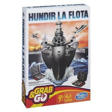 Sink the Fleet Travel Hasbro