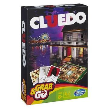 Travel Cluedo Hasbro