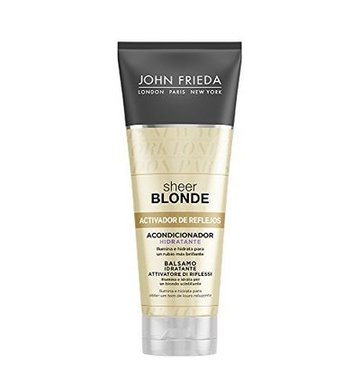 Färgtoningsbalsam till blonderat hår Sheer John Frieda (250 ml)