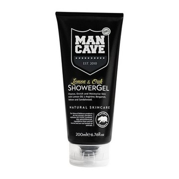 Duschtvål Body Care Lemon & Oak Mancave (200 ml)