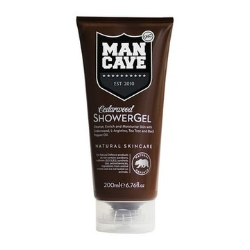 Duschtvål Body Care Cedarwood Mancave (200 ml)
