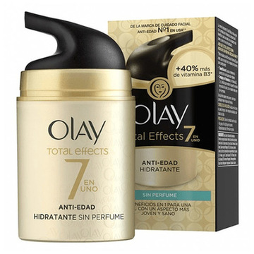 Anti-aging fuktkräm Total Effects Olay (50 ml)