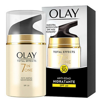Anti-aging fuktkräm Total Effects 7 In One Olay (50 ml)