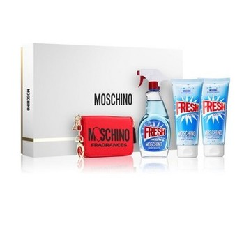 Parfymset Damer Fresh Couture Moschino (4 pcs)