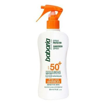 Solskydd Babaria Spf 50 (200 ml)