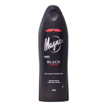 Duschtvål Black Magno (550 ml)
