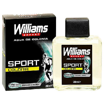 Men's Perfume Williams Sport Williams EDC, 200 ml