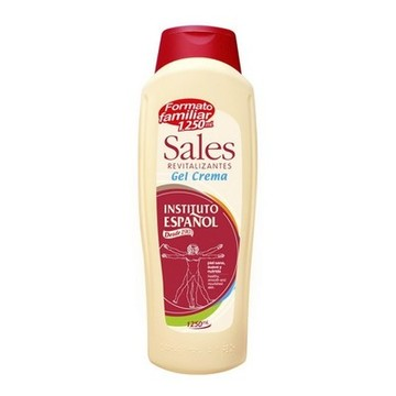 Shower Gel with Revitalising Salts Instituto Español (1250 ml)