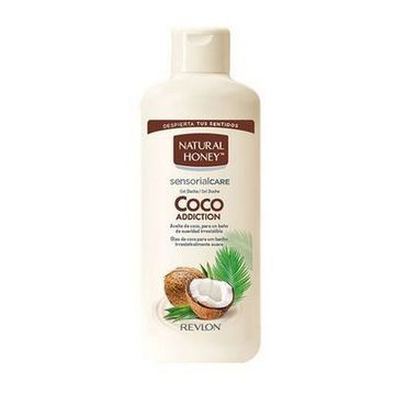 Duschtvål Coco Addiction Natural Honey (650 ml)