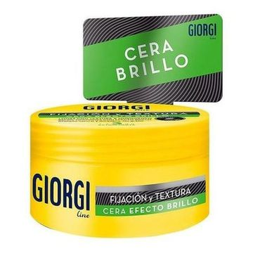 Firm Hold Wax Giorgio
