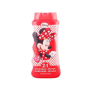 Gel och schampo Minnie Cartoon (475 ml)