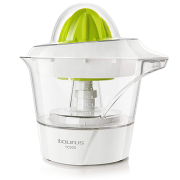 Citrusspress Taurus TC500 0,5 L 40W Blanco