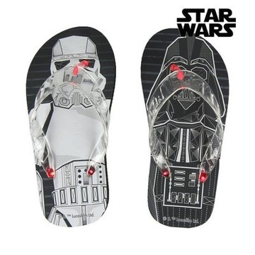 Flip-flops med LED-ljus Star Wars 73085 27