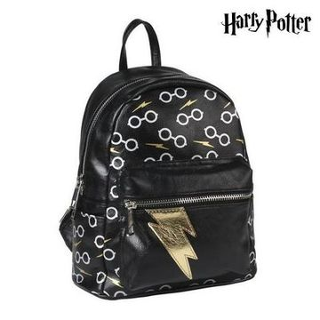 Ryggsäck Casual Harry Potter 75629 Svart