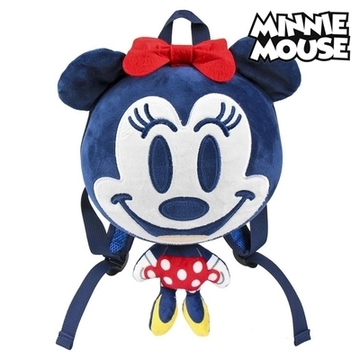 Barnryggsäck 3D Minnie Mouse 72447