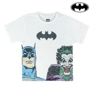 Barn T-shirt med kortärm Batman 73707