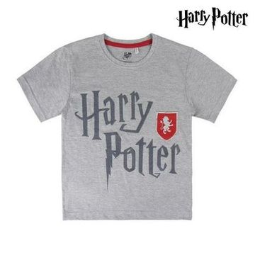 Barn T-shirt med kortärm Harry Potter 73741