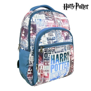 Skolryggsäck Harry Potter 76561