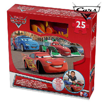Pussel Cars 9672